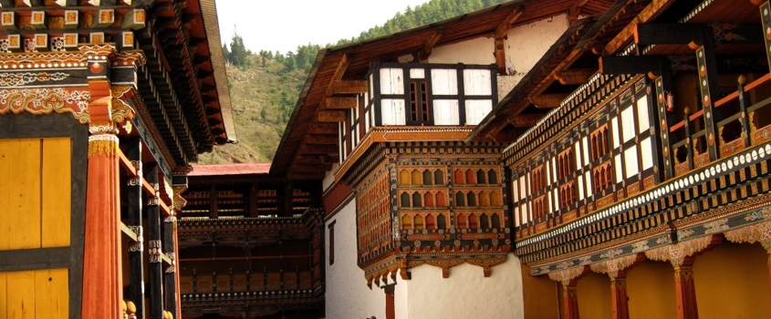conocer Rinpung Dzong